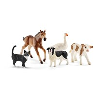 Schleich 5 Farm World animals Unisex
