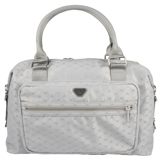 338a1a0a873fb Emporio Armani - Diaper Bag Grey - Babyshop.com