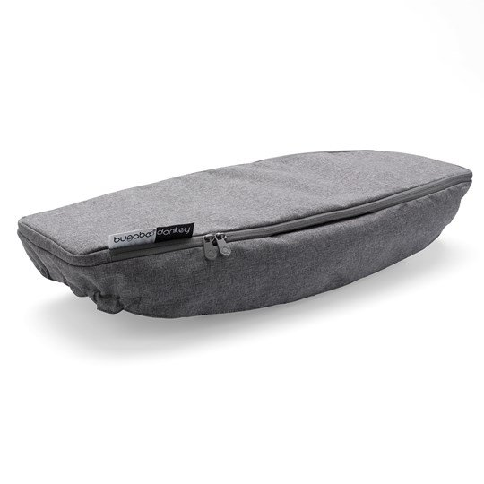 Bugaboo Bugaboo Donkey² Side Luggage Basket Cover Grey Melange Grey Melange