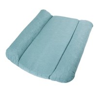 sebra Changing Pad Quilted Blue Blå