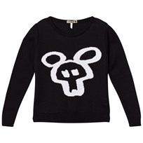 Koolabah Black Mouse Sweater Black