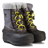 Sorel Children's Cumberland™ Boots City Grey City Grey