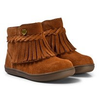 Mayoral Tan Fringed Boots 64