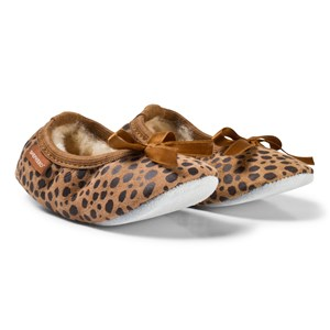 Image of Shepherd Varberg Slippers Leopard 28 EU (2743813007)
