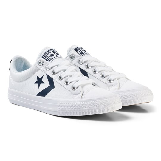 Converse White Star Player EV OX Sneakers White / Navy