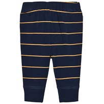eBBe Kids Wido Pant Dark Navy/Gold Stripe Dark navy/gold stripe