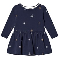 eBBe Kids Glory Dress Winter Sailing Navy Winter sailing