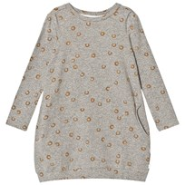 eBBe Kids Galia Dress Golden Circles Golden circles