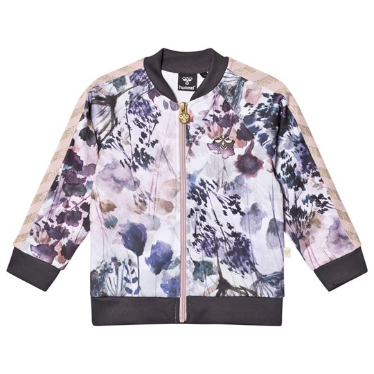 Hummel Ida Zip Jacket Multi Color Multi Colour Girls
