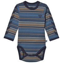 Hummel Randig Baby Body Multifärg Multi Colour Boys