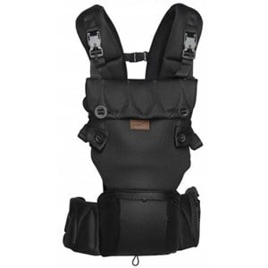 Image of Najell Omni Baby Carrier Brilliant Black (2790195561)