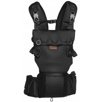 Najell Omni Baby Carrier Brilliant Black Brilliant Black