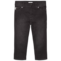 Paul Smith Junior Washed Black Slim Fit Jeans 02
