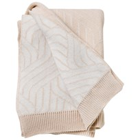 garbo&friends Strada Bianco Cotton Blanket Multi
