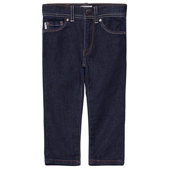 Paul Smith Junior Indigo Slim Ffit Jog Jeans 465