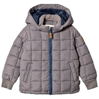 ebbe Kids Timson Quilted Jacket Steel Grey Steel Grey