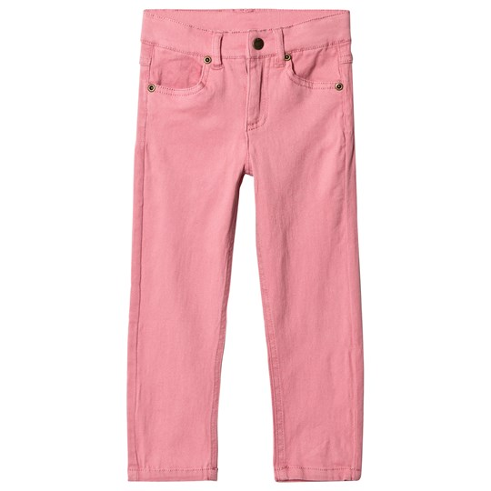 ebbe Kids Joy Slim Fit Pants Dusty Pink Dusty Pink