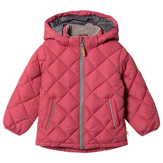 ebbe Kids Tonia Quilted Jacket Vivid Rose Vivid Rose