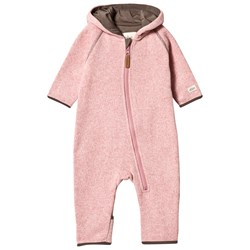 ebbe Kids Tava Fleece Suit Dove Pink
