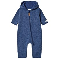 eBBe Kids Tava Fleece Suit Dark Blue Mist Dark blue mist