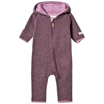 eBBe Kids Tava Fleece Suit Faded Mauve Faded mauve