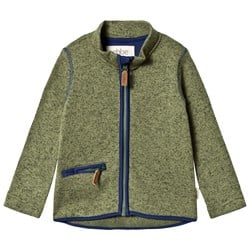 ebbe Kids Tem Fleece Jacket Forest Green