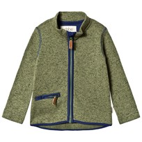eBBe Kids Tem Fleece Jacket Forest Green Forest Green