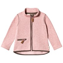 eBBe Kids Tem Fleece Jacket Dove Pink Dove pink