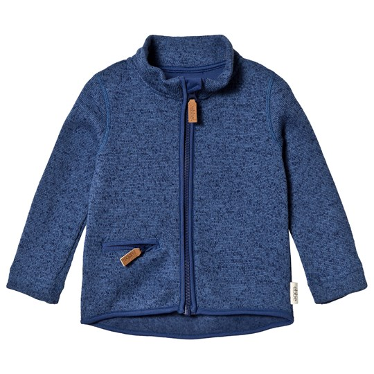 ebbe Kids Tem Fleece Jacket Dark Blue Mist Dark blue mist
