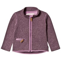 ebbe Kids Tem Fleece Jacket Faded Mauve Faded mauve