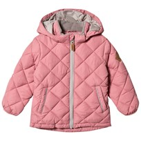 ebbe Kids Tonia Quiltad Jacka Dusty Pink Dusty Pink