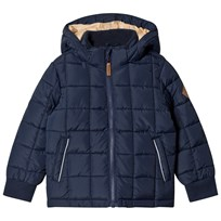 ebbe Kids Timson Quilted Jacket Deep Lake Blue Deep lake blue