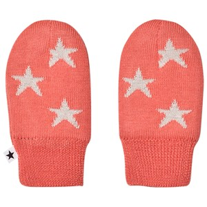 Image of Molo Snowflake Mittens Sunrise 3-6 mdr (990549)