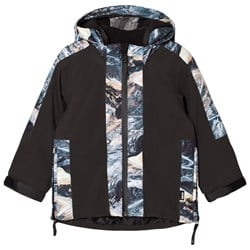 Molo Hassel Jacket Mountain Range