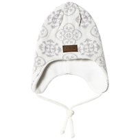 Lindberg Solberg Baby Hat Off White/Grey Offwhite/Grey