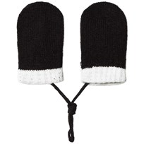 Lindberg Magic Mini Mittens Black Black