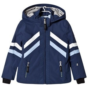 Image of Bogner Navy Marielle Ski Jacket M (6-7 years) (2793699057)