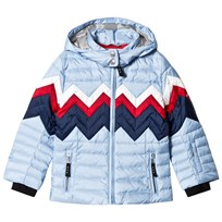 Bogner Pale Blue Stella Down Ski Jacket 317