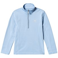 Bogner Pale Blue Ada Half Zip Base Layer 317