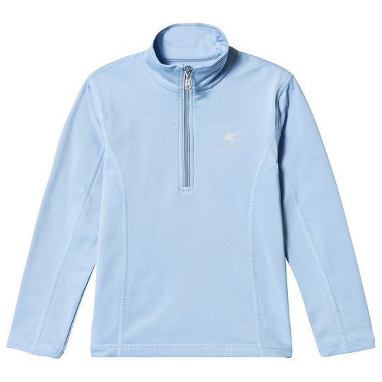 Bogner Pale Blue Ada Half Zip Baselayer 317