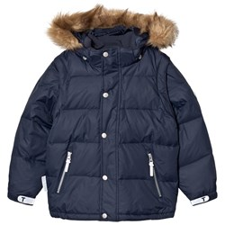 Ticket to heaven Michelle Down Jacket Total Eclipse/Blue