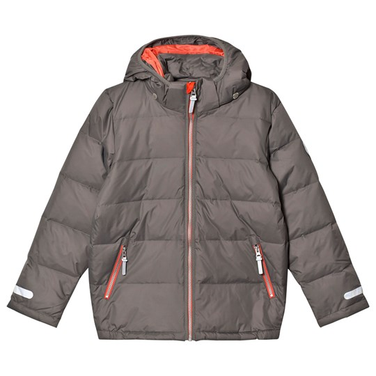 Ticket to heaven Malcolm Down Jacket Castlerock/Grey Black