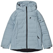Peak Performance Ice Blue Blackburn Ski Jacket 2Z5 Dust Blue