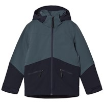 Peak Performance Blue Greyhawk Ski Jacket 2Z8 Blue Steel