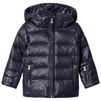 Ver de Terre Featherlight Jacket Navy Navy