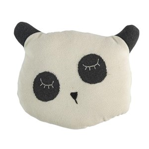 Image of sebra Crochet Pillow Panda One Size (814462)