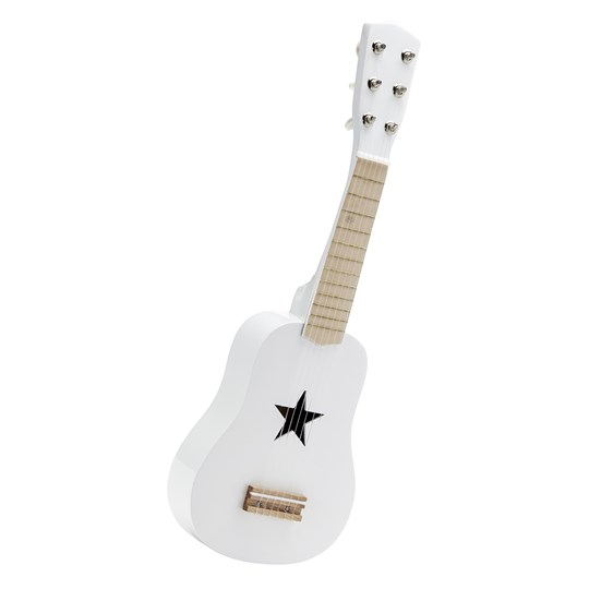 Kids Concept White Guitar White