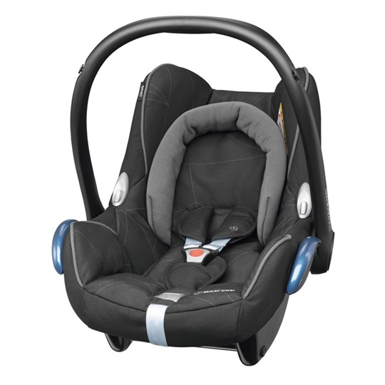 Maxi-Cosi CabrioFix Infant Car Seat Black Diamond 2018