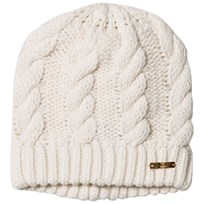 Gant Cream Cable Knit Hat 115