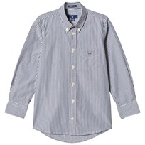 Gant Persian Blue Banker Stripe Shirt 423